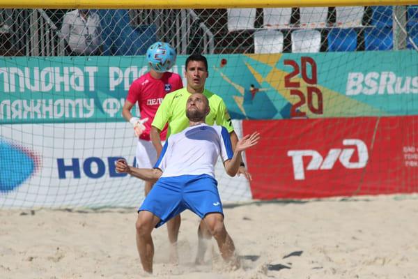 Пляжные «Крылья Советов» впервые побеждают, «Динамо» сыграет в Суперфинале | CityTraffic