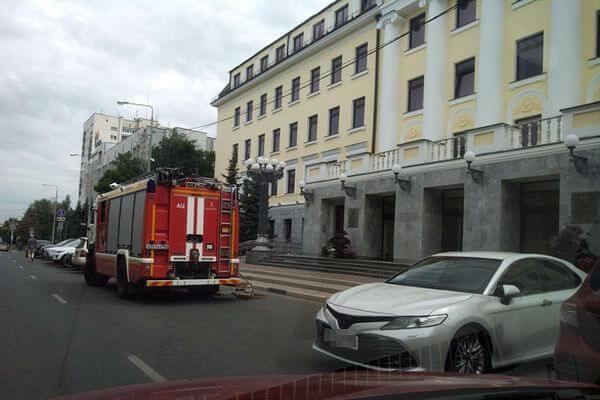 В Самаре сообщили о минировании судов и Губернской думы | CityTraffic