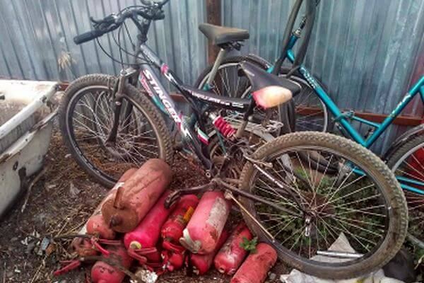 В Самарской области задержан угонщик велосипеда | CityTraffic