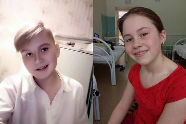 В Самарской области пропали две девочки | CityTraffic