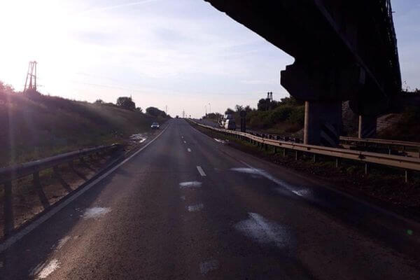 В Тольятти грузовик насмерть сбил пешехода | CityTraffic