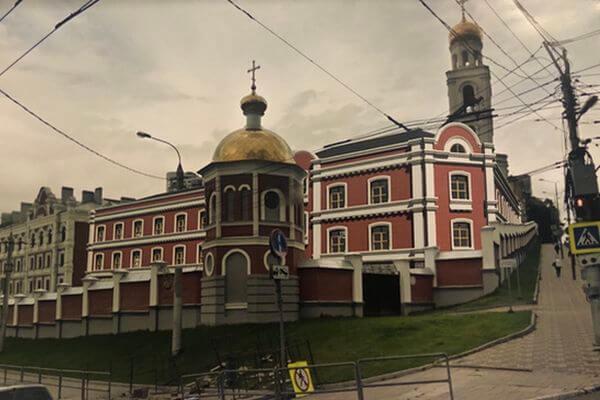 В Самаре решено снизить этажность сестринского корпуса Иверского монастыря | CityTraffic