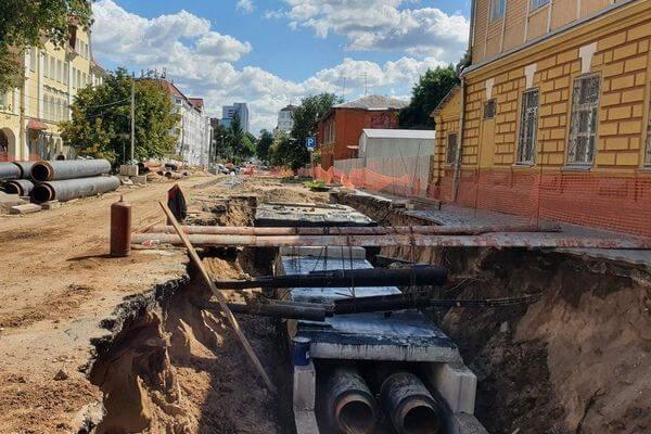 В Самаре из-за перекладки теплосетей перекроют  7 улиц | CityTraffic