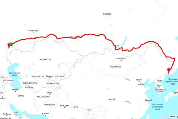 Через Тольятти проедет автопробег Балаково-Владивосток | CityTraffic