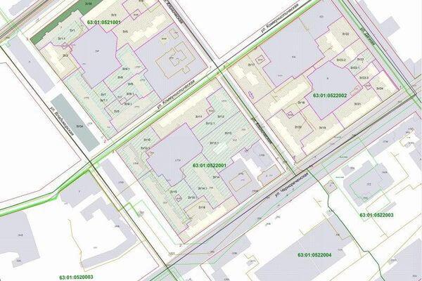 В Самаре жители выступили против проекта планировки улицы Дачной | CityTraffic