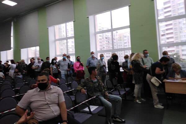 В Самаре на публичные слушания по 109 кварталу пришли 153 человека | CityTraffic