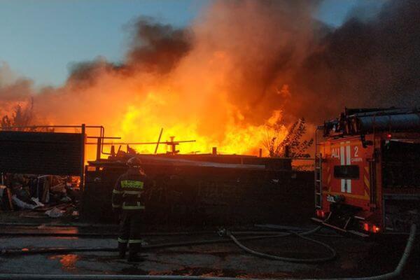 Пострадавшим от пожара в Запанском в Самаре предложили временное жилье | CityTraffic