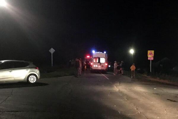 В Самарской области насмерть сбили человека на перекрестке | CityTraffic