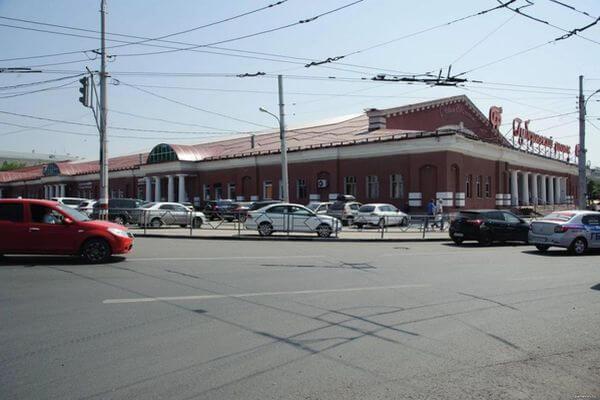 Самарскому губернскому рынку продлили разрешение на торговлю еще на пять лет | CityTraffic