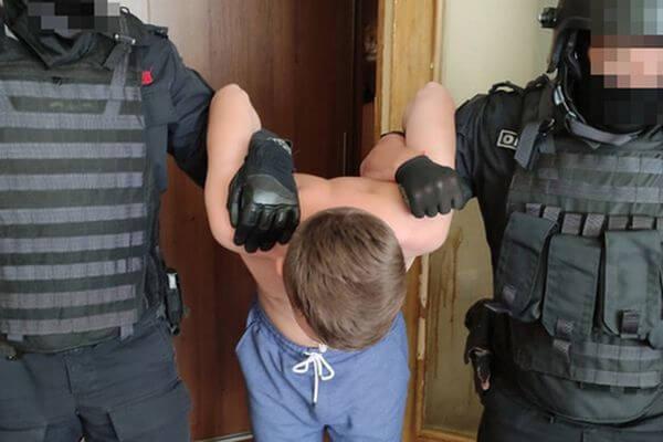ФСБ задержала в Самаре студента-экстремиста   CityTraffic