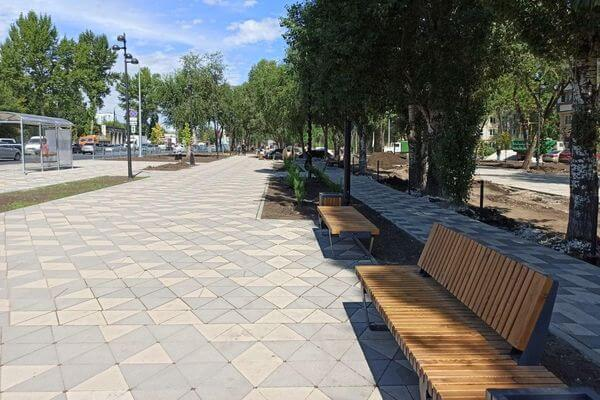 """В сквере на месте бывшего рынка """"Лотос"""" в Самаре обещают обещают сделать бесплатный Wi-Fi   CityTraffic"""