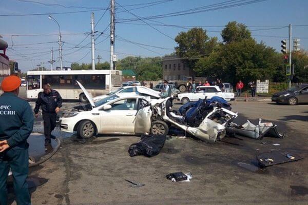 В Самаре водителя, по вине которого погибли 3 человека, отправляют на принудительное лечение | CityTraffic