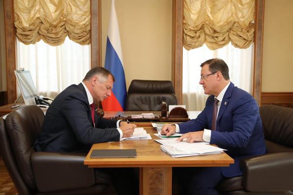 Самарская область рассчитывает на поддержку из федерального бюджета для реализации важных  инфраструктурных проектов | CityTraffic