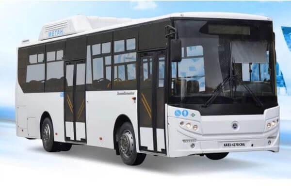 Тольятти получит 50 новых автобусов | CityTraffic
