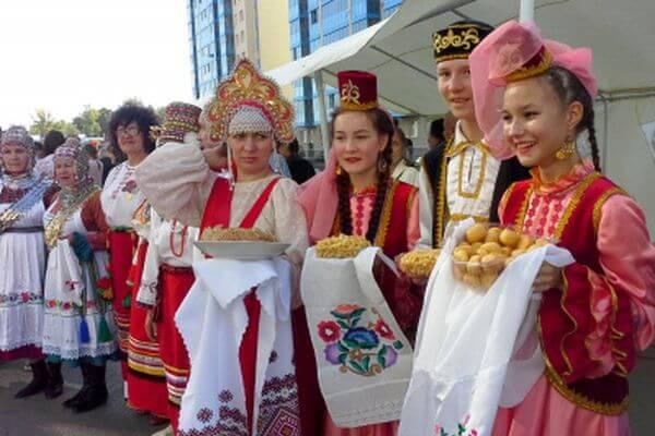 На дружбу народов в Тольятти потратят 4,8 млн рублей | CityTraffic