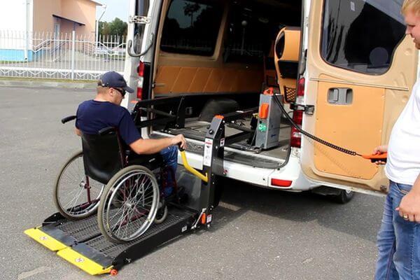 Правительство РФ включило автомобили для перевозки инвалидов в перечень медтоваров, не облагаемых НДС | CityTraffic