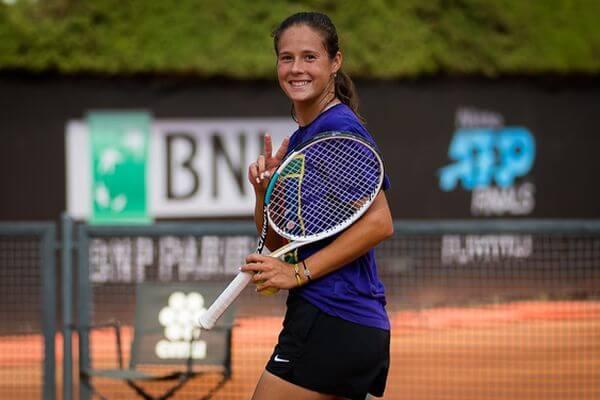 В 1/8 финала турнира в Риме Дарья Касаткина сыграет с 14-й ракеткой мира Викторией Азаренко   CityTraffic