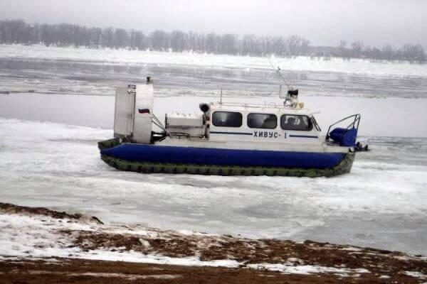 В  Самарской области на ремонт судов на воздушной подушке направят 6,5 млн рублей | CityTraffic