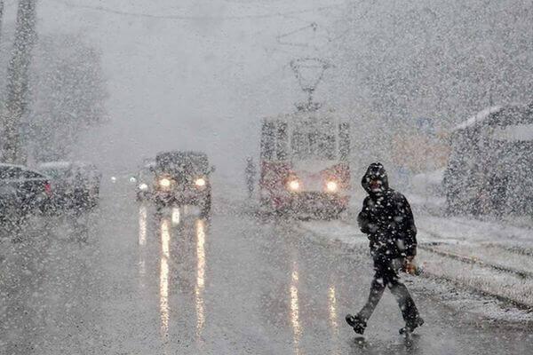 Синоптики обещают снег в субботу в Самарской области | CityTraffic