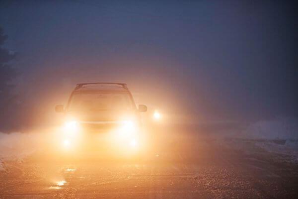 Жителей Самарской области предупреждают о сильном тумане в ночь с воскресенья на понедельник | CityTraffic