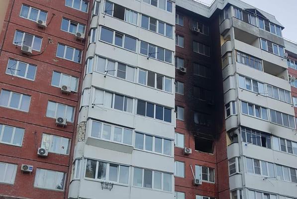 В Тольятти из-за пожара из многоквартирного дома эвакуировали более 70 человек: видео | CityTraffic