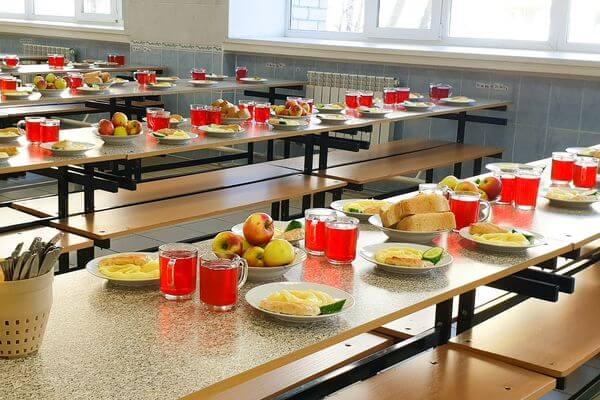 В Самаре на обеспечение школьников горячими обедами выделили 476 млн рублей