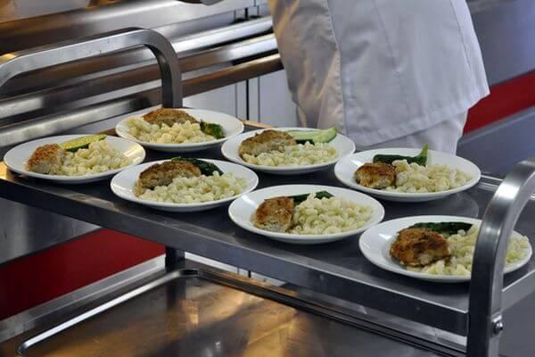 Оборудование пищеблоков школ Самарской области власти планируют начать обновлять летом | CityTraffic