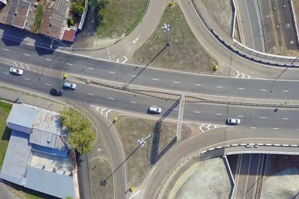 Фрунзенский мост стал Самарским | CityTraffic