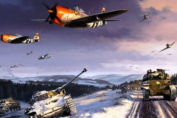 Многие россияне считают, что Вторая мировая война началась в 1941 году | CityTraffic