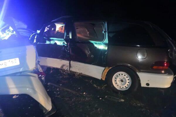Четыре человека погибли в столкновении трех автомобилей на трассе М-5 между Тольятти и Сызранью | CityTraffic