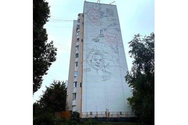 Лицо народного артиста Пуговкина появится на фасаде дома в Самаре | CityTraffic