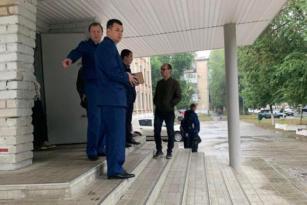В самарской школе №106 после проверки прокуратуры пообещали установить пандусы | CityTraffic