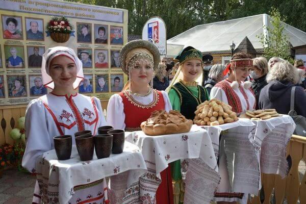 В Самарской области открылась  XXII Поволжская агропромышленная выставка | CityTraffic