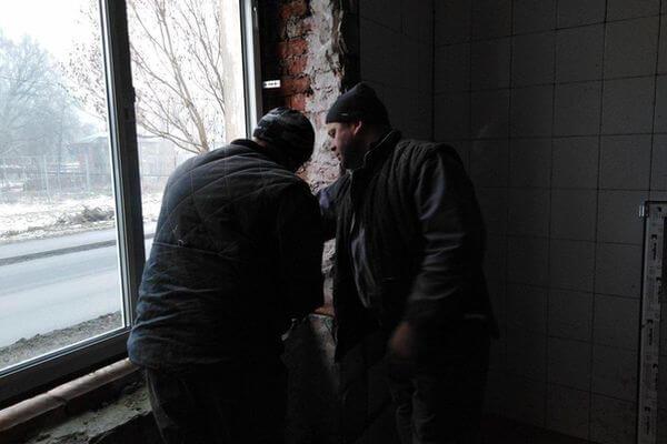 В поликлинике поселка Мехзавод в Самаре приступили к чистовой отделке | CityTraffic