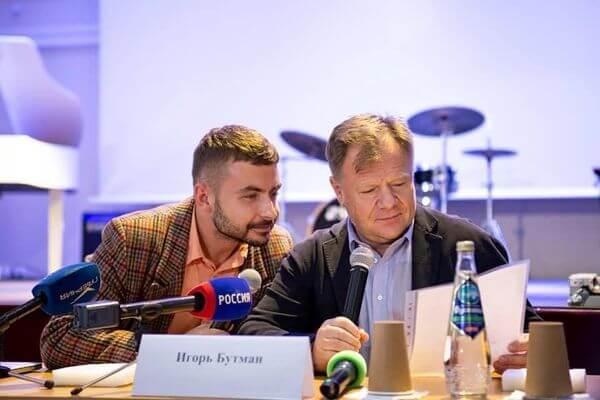 Народный артист РФ Игорь Бутман согласился возглавить кафедру джаза в Самарском институте культуры | CityTraffic