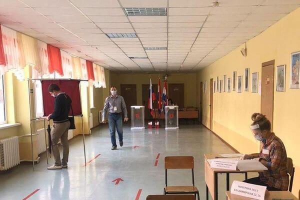 В Самарской области явка на муниципальных выборах превысила 31% | CityTraffic