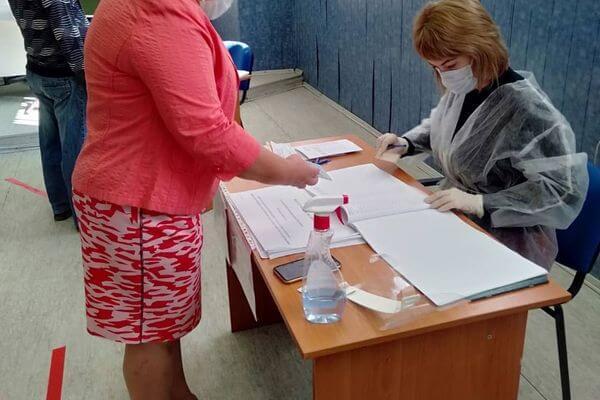 В Самарской области в Единый день голосования явка составила 35,63% | CityTraffic
