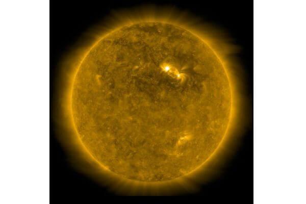 Дембельский аккорд магнитной бури звучит утром 30 сентября | CityTraffic