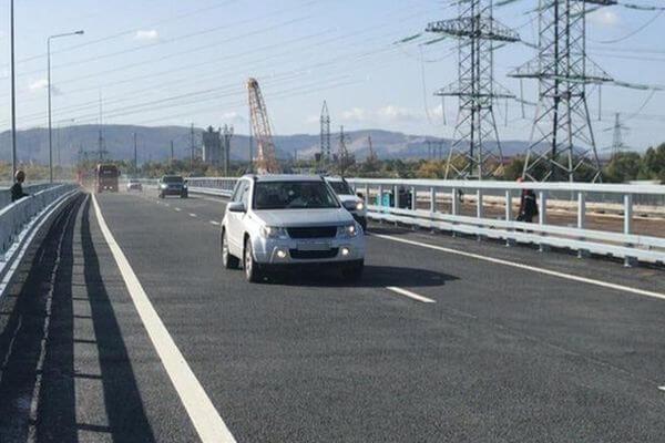 По правой стороне развязки на трассе М-5 в Тольятти открыли движение | CityTraffic
