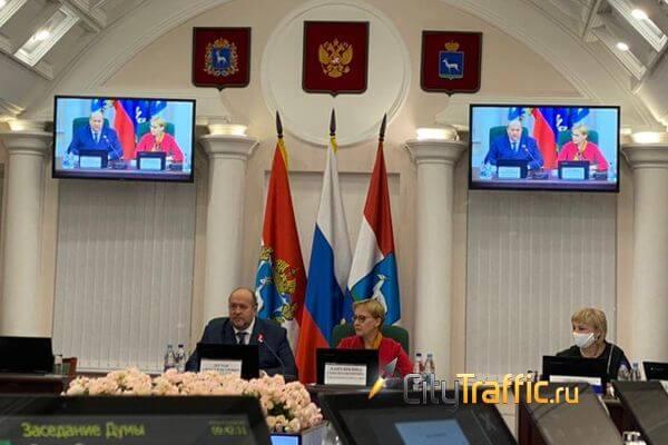 Председателем Думы Самары вновь избран Алексей Дегтев | CityTraffic
