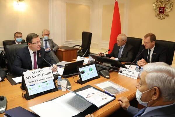 Глава Самарской области обсудил с представителями Беларуси сотрудничество по важнейшим отраслям экономики | CityTraffic