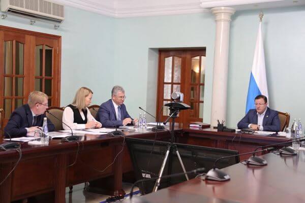Глава  АВТОВАЗа поблагодарил губернатора Самарской области  за помощь | CityTraffic