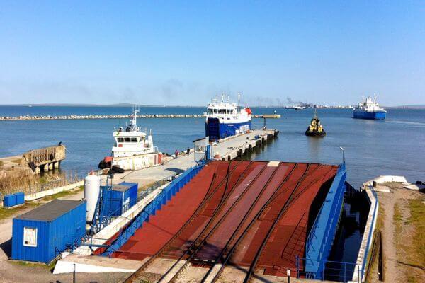 Волжане теперь в Крым - только по мосту | CityTraffic