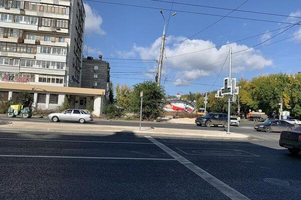 Улицу Победы в Самаре обещают подготовить к приемке в начале октября | CityTraffic