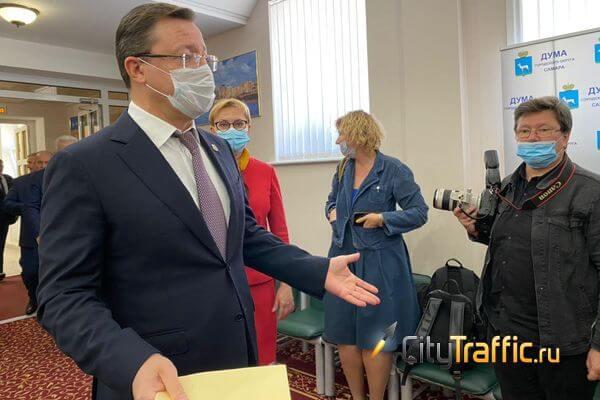 Дмитрий Азаров готов сделать прививку от коронавируса | CityTraffic