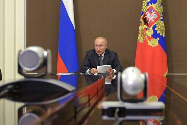 Дмитрий Азаров принял участие в заседании президиума Госсовета, которое провел Владимир Путин | CityTraffic