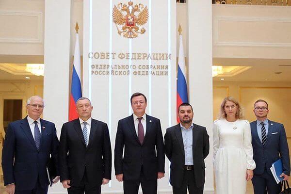 Самарская область укрепляет сотрудничество с Республикой Беларусь | CityTraffic