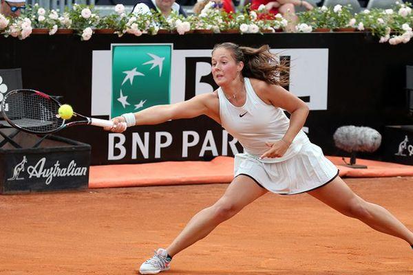Дарья Касаткина прошла в основную сетку турнира в Риме и сыграет с Верой Звонаревой | CityTraffic