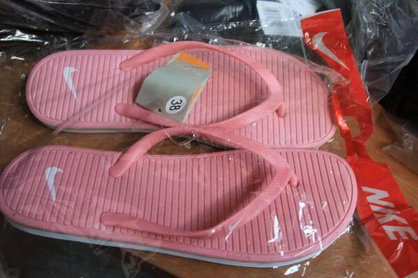 В Самарской области задержали поддельную обувь NIKE на 24 млн рублей | CityTraffic