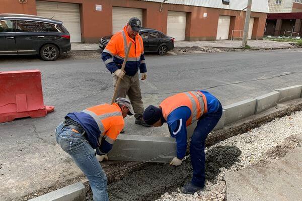 В Самаре асфальт на улице Арцыбушевской заменят на плитку | CityTraffic